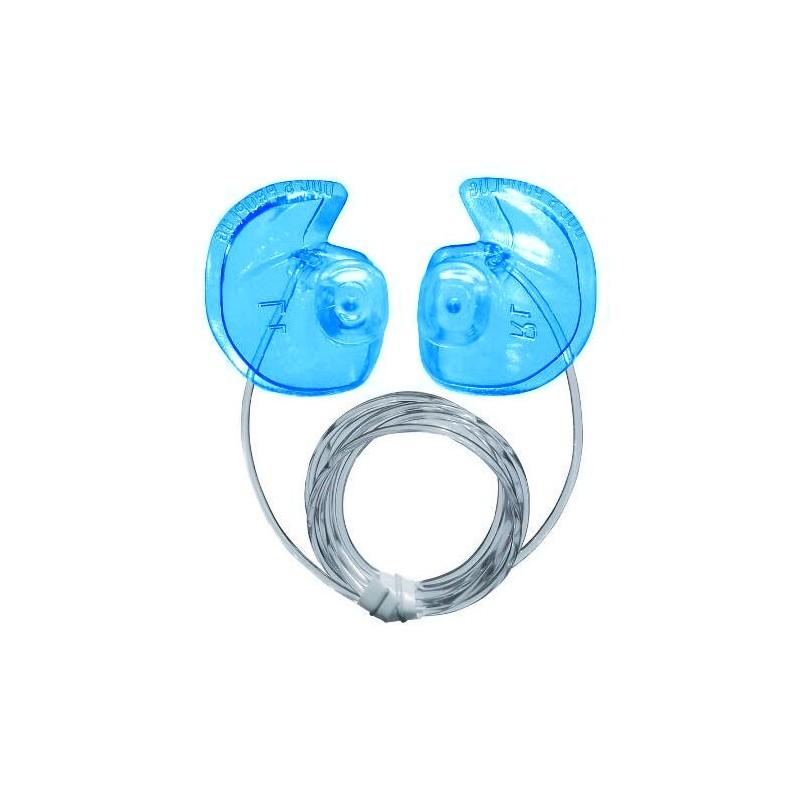 Bouchons d'oreilles DOC'S Proplugs avec leash - Non ventilés