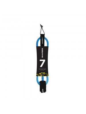 SHAPERS - LEASH PERFORMANCE SERIE 7' BLUE