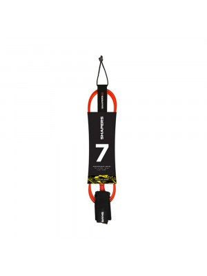 SHAPERS - LEASH PERFORMANCE SERIE 7' RED