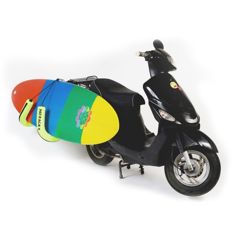Racks porte-surf pour 2 roues motorisés PAT RACKS Scooter Delux Model