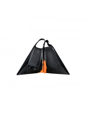 Palmes de bodyboard MS VIPER Delta - Black / Orange