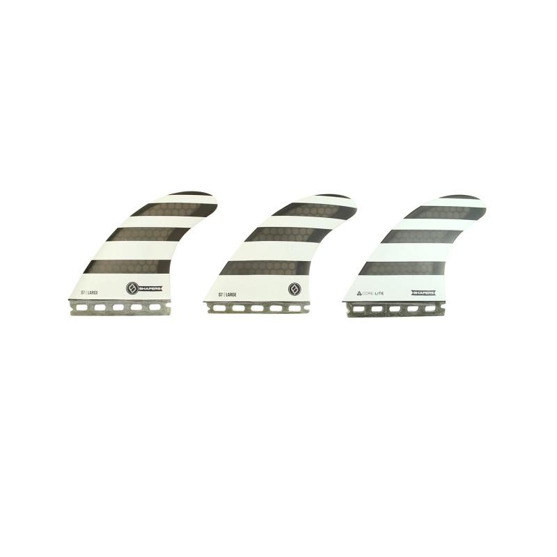 Set de 3 derives SHAPERS - CORELITE S7 (Large L) (Futures)