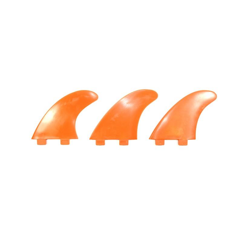 Set de 3 dérives EUROFINS - CLAYTON MODEL - FCS - Orange