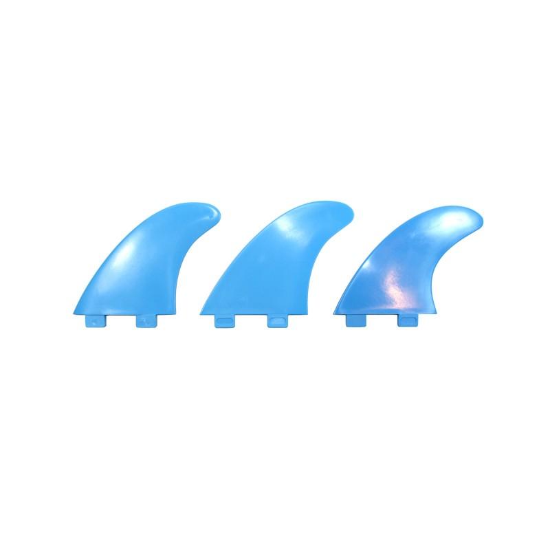 Set de 3 dérives EUROFINS - CLAYTON MODEL - FCS - Bleu
