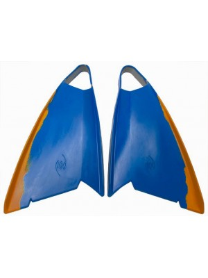 Palmes Bodyboard POD Model PF3 - Bleu/Orange