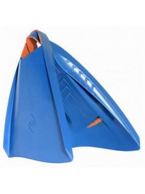 Palmes Bodyboard POD Model PF3 Evo - Bleu/Orange