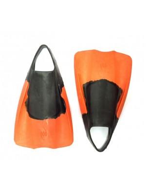 POD - PF1 - Palmes Bodyboard - Black / Orange