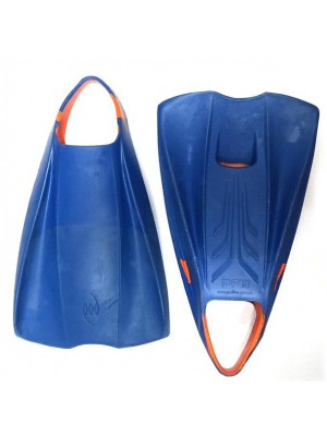 Palmes Bodyboard POD Model PF2 - Bleu/Orange