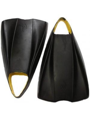 Palmes Bodyboard POD Model PF2 - Noir/Citron