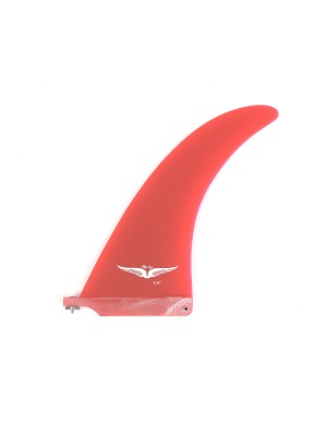 Dérive Longboard Single Fin TRUE AMES Skip Frye - Rouge