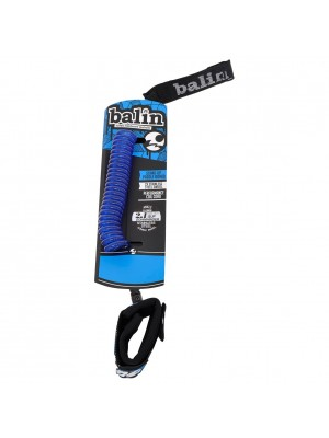 Leash genou Stand Up Paddle BALIN Downwinder Knee (8mm) - Bleu