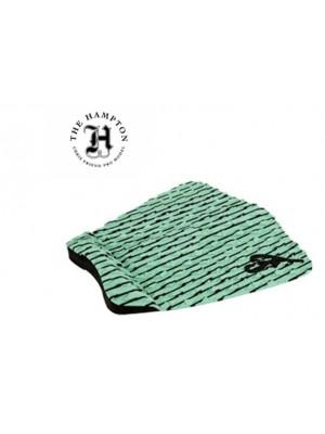 Traction Pad Surf FAMOUS Hampton - Vert/Noir