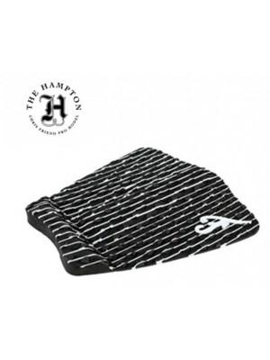 Traction Pad Surf FAMOUS Hampton - Noir/Blanc