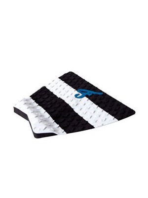 Traction Pad Surf FAMOUS Woodlake - Blanc/Noir