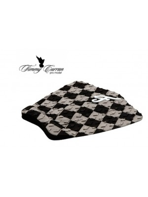 Traction Pad Surf FAMOUS Timmy Curran Pro Model - Noir/Gris