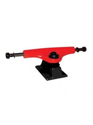 """Truck Skateboard YOCAHER HD5"""" - Rouge/Noir"""