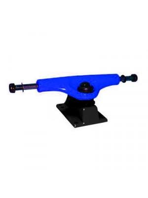 """Truck Skateboard YOCAHER HD5"""" - Noir/Bleu"""