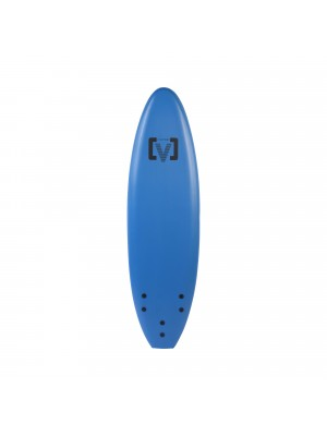 Planche de Surf Ecole Softboard VICTORY EPS Mousse Evolutive 6' Blue