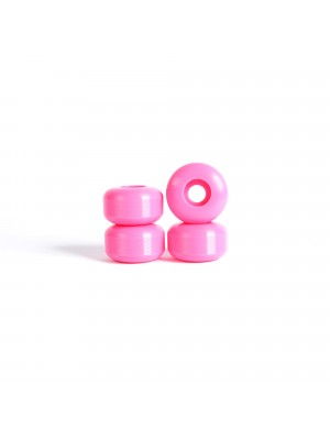 Roues skateboard - YOCAHER 50x30mm 99a - Pink