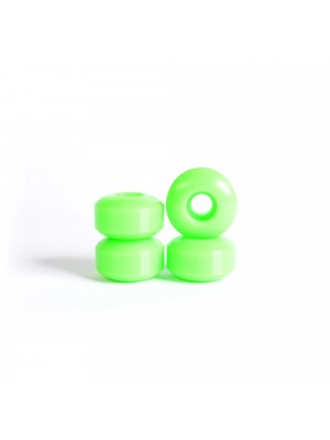 Roues skateboard - YOCAHER 52x30mm 99a - Neon Green