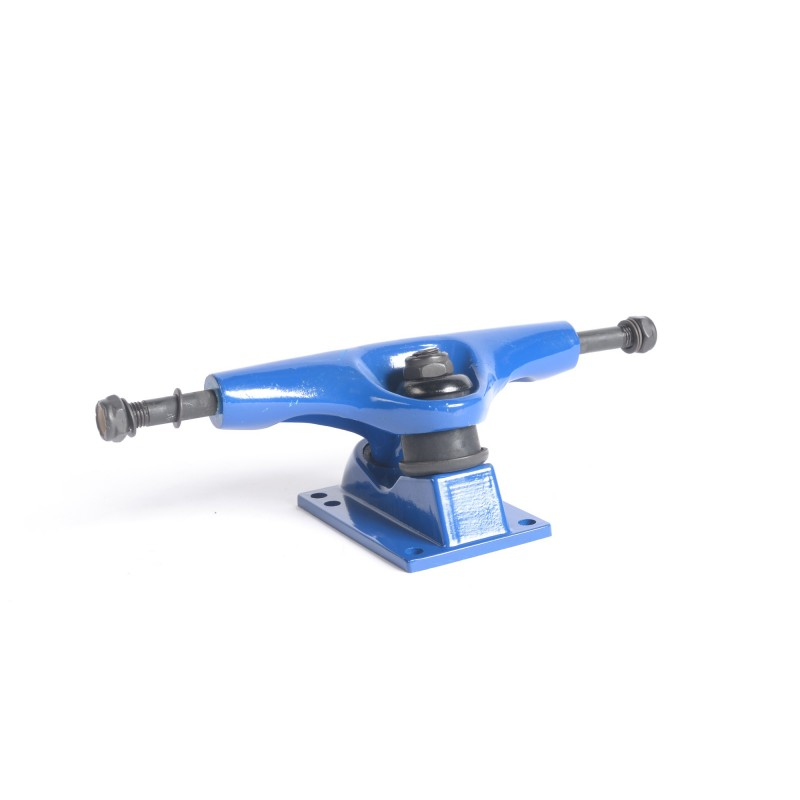 "Truck Skateboard YOCAHER HD5"" - Raw/Blue"