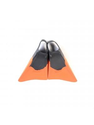 Palmes de Bodysurf et Bodyboard RIP SF300 - Noir/Orange