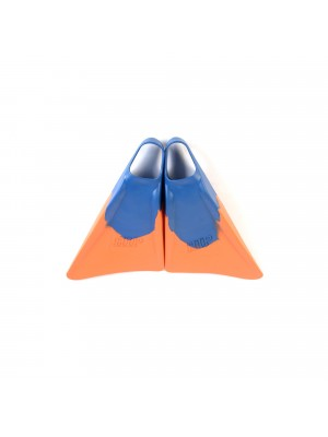 Palmes de Bodysurf et Bodyboard RIP SF300 - Bleu/Orange