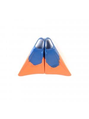 Palmes de Bodysurf et Bodyboard RIP SF300 - Bleu/Orange