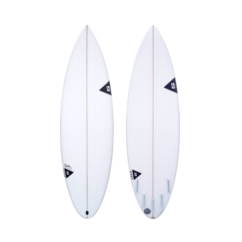 Planche de surf SIMON ANDERSON Surfboard Face Dancer XF (Epoxy)