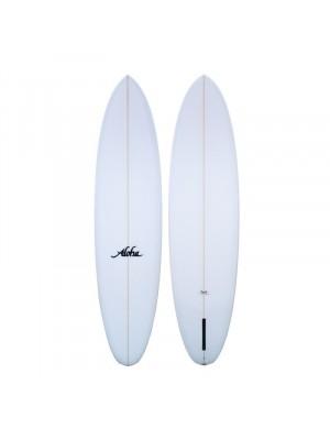 ALOHA Surfboards Mid Length Clear 8' (PU)