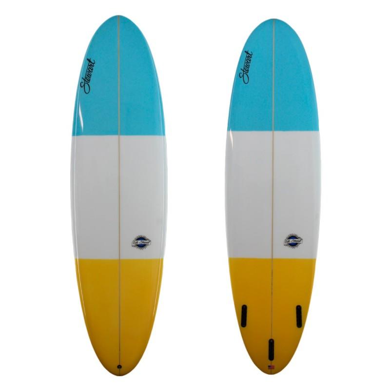 Planche de surf Egg STEWART Funboard 7'4 (PU)