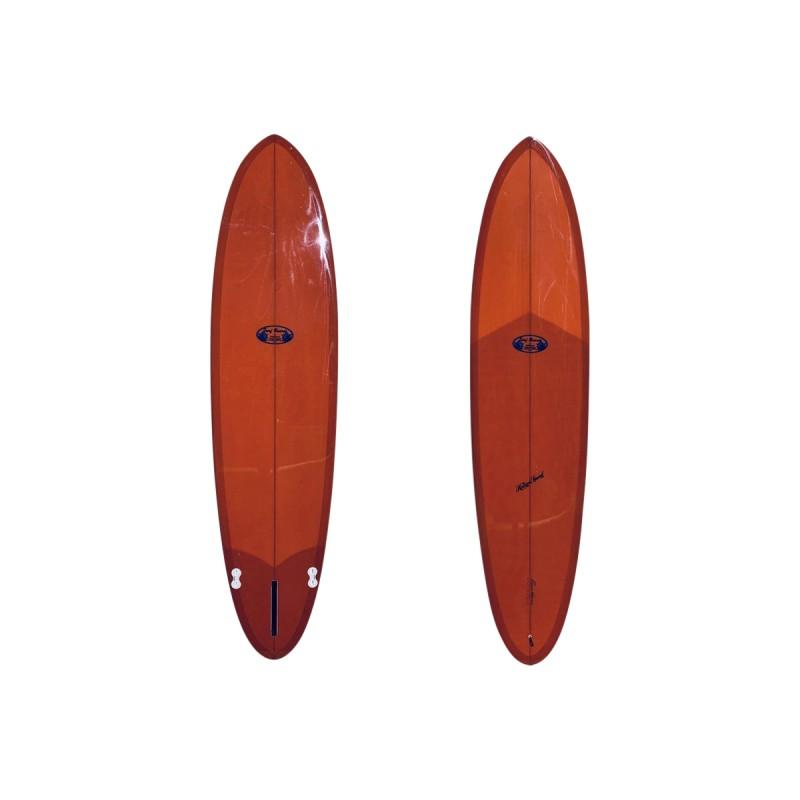 Planche de Surf Mid length TAKAYAMA Howard Special Mini 7'8 (PU) - Burnt Orange