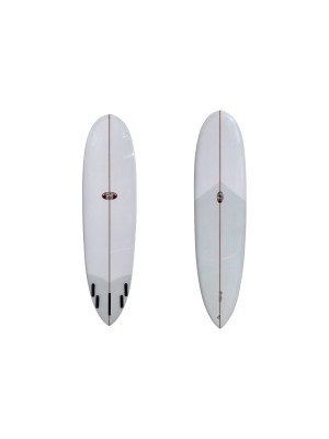 Planche de Surf Funboard TAKAYAMA Scorpion 7'2 (PU) - Green