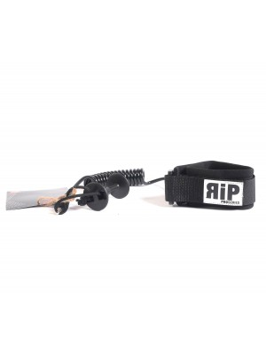 Leash biceps Bodyboard RIP Pro Series - Noir