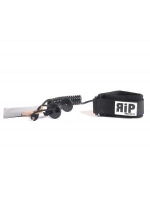 Leash biceps Bodyboard RIP Pro Series - Noir