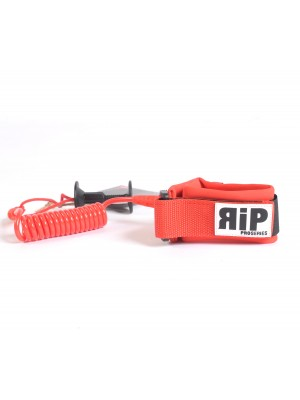 Leash biceps Bodyboard RIP Pro Series - Rouge