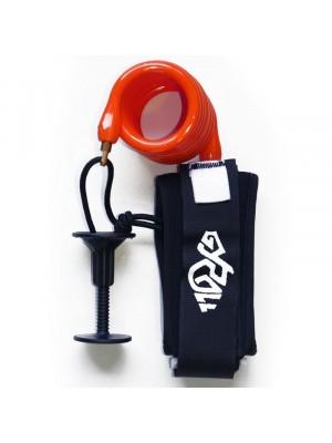 Leash biceps Bodyboard GYROLL Variables Arm - Orange