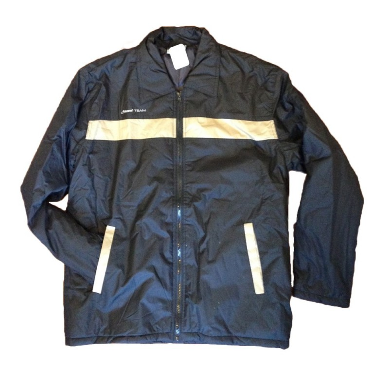 Veste STEWART SURFBOARDS The Team Jacket (edition limitée) - Noir