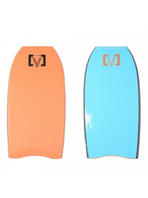 Planche de Bodyboard VICTORY H (PE) - Orange/Eau