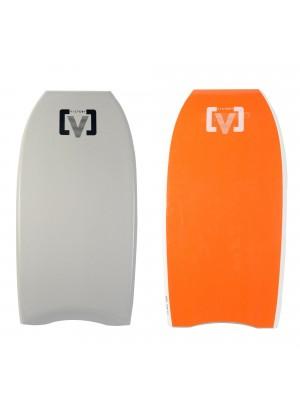 Planche de Bodyboard VICTORY H (PE) - Argent/Orange