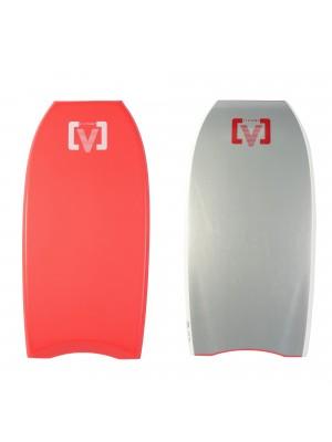 Planche de Bodyboard VICTORY H (PE) - Rouge/Silver