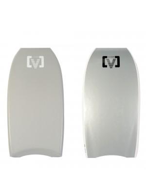 Planche de Bodyboard VICTORY H (PE) - Argent/Argent
