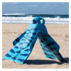 Palmes de bodyboard et bodysurf DA FIN Kahauli - Blue/ Light Blue