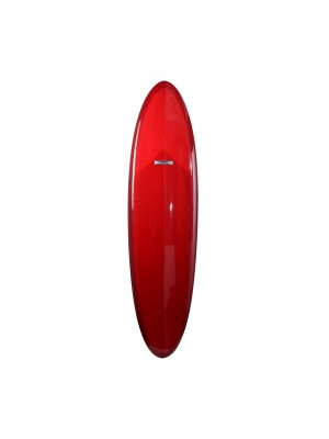 Planche de surf GORDON & SMITH Classic Egg 7'6 (PU) - Burgundy