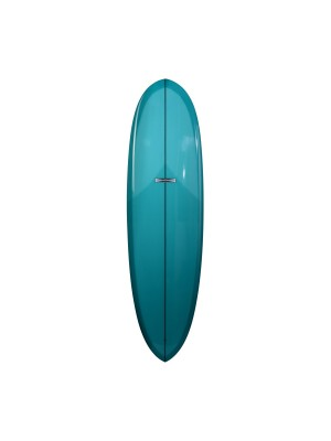 Planche de surf GORDON & SMITH Drone Egg 7'0 (PU) - Emrald Green