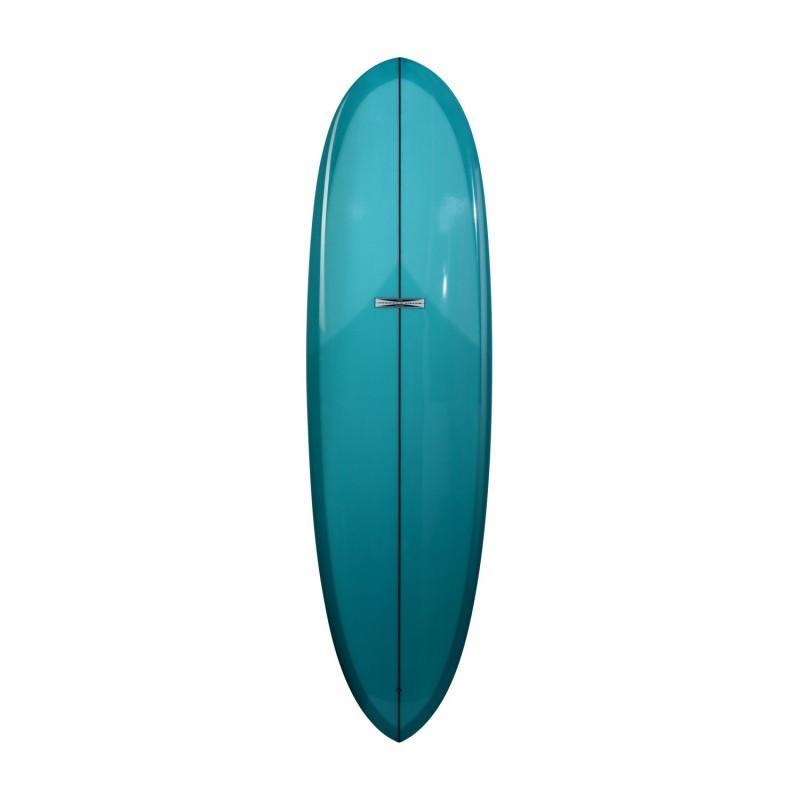 Planche de surf GORDON & SMITH Drone Egg 7'0 (PU) - Emrald Green