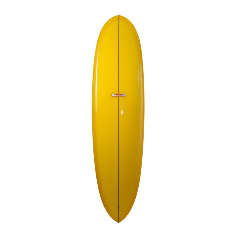 Planche de surf GORDON & SMITH Drone Egg 7'6 (PU) - Yellow