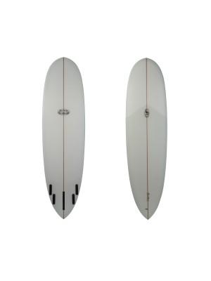 Planche de Surf Funboard TAKAYAMA Scorpion 7'2 (PU) - Clear