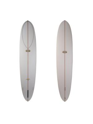 Longboard TAKAYAMA DT4 9' PU - Clear