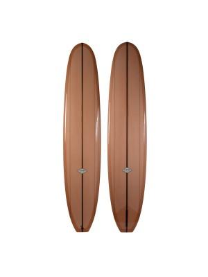 Longboard ALMOND Logistic 9'7 (PU) - Tan Tint
